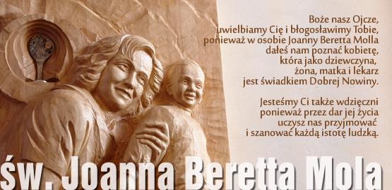 Św. Joannie Beretta Mola