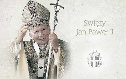 O Świętym Janie Pawle II
